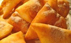 Costumbre Argentina, acompañar el mate con Torta fritas