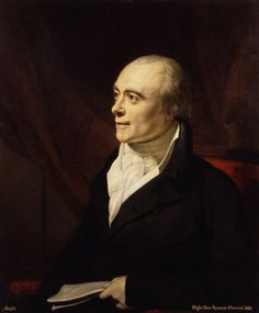 Spencer Perceval painted by George Francis Joseph, 1812