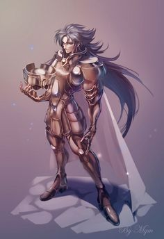 cavaleiros do Zodiaco