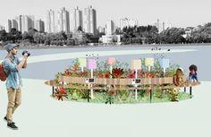 Jardins de Mel / Barbara Becker Atelier Arquitetura, Curitiba 2017