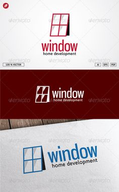 Window logo  #GraphicRiver        Window logo template This logo suitable for Architect, Home Development, Home Marketing, Interior Design, Landscape and anything related to Creative Industry.   100 % Vector (AI, EPS, PDF)  Easy to use and edit (shape and color)  CMYK color mode (for print and web purpose)  Font :   1. Gnuolane  2. Scifly  Thanks for watching. If this item useful for you, We appreciate if you rate it by giving some stars.      Created: 15March13 GraphicsFilesIncluded: VectorEPS #AIIllustrator Layered: Yes MinimumAdobeCSVersion: CS Resolution: Resizable Tags: architect #creative #digitalmedia #door #graphicdesign #icon #illustration #interior #label #landscape #logo #mark #media #memorable #mirror #passion #picture #sign #simple #smart #technic #versatile #window