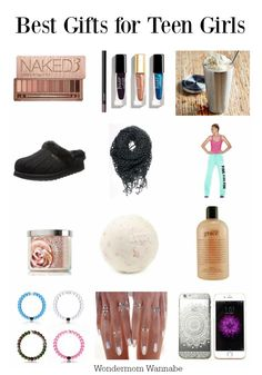 Best Gifts for Teen Girls