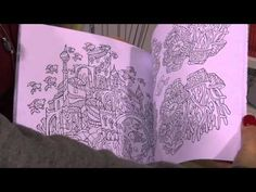 Coloring Books by Kaisercraft - CHA Winter 2016 Video
