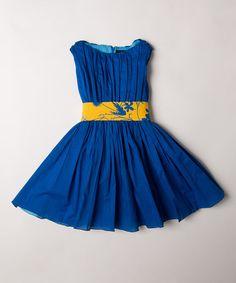 Granary Degas Dress - Toddler & Girls #zulily #zulilyfinds