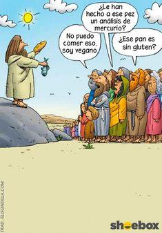 El milagro de los panes y los peces hoy