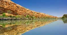 Cliffs on the Murray River | Australia