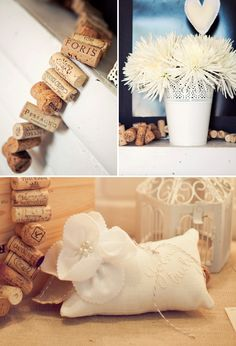 I am SO making this!!!! I may have enough corks to decorate the circumference of my house!