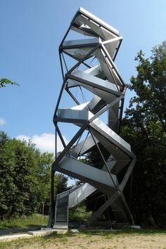 modern lookout tower - Google Search