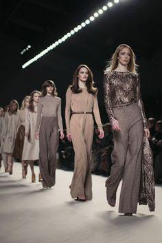 Paris Fashion Week - Chloé Coleção Outono/Inverno 2010 - 2011