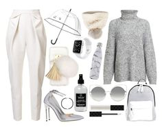 """""""Blank Dreams"""" by putastyle on Polyvore featuring Alexander Wang, Delpozo, Jimmy Choo, Poverty Flats, Kate Spade, Ashlyn'd, Marc Jacobs, SIJJL, Apple and Little Barn Apothecary"""
