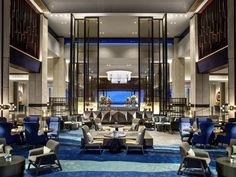 Sofitel Sanya Chinese Restaurant, Restaurant Bar, Seafood Buffet, Lobby Design, Fun World, Sanya, French Art, Luxury, Home Decor