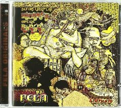 """Monkey Banana/Excuse O:   Digitally remastered two-fer containing a pair of albums from Fela Kuti's influential back catalog: Monkey Banana and Excuse-O. Monkey Banana reflects his social consciousness in deploring the poor conditions of workers' lives in Nigeria. """"Sense Wiseness"""" has a funkier beat and prominent high, glistening electric keyboards, the backdrop for lyrics criticizing the educated segment of Africa's population for absorbing Western ways.  Here, Monkey Banana is combin..."""