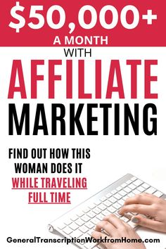 Learn how to make money with affiliate marketing from a successful affiliate. Find out how this women does it while traveling full time #affiliatemarketing #affiliate #affiliatemarketingforbeginners #affiliatemarketingtips #passiveincome #onlineincome #affiliateprograms #makemoneyonline #makemoneyblogging Make Money On Amazon, Make Money Online, How To Make Money, Writing Strategies, Blog Writing, Online Income, Online Jobs, Amazon Affiliate Marketing, Work From Home Jobs