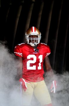 Frank Gore-It's show time...