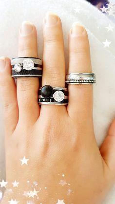 Jewelry Rings, Jewellery, Beautiful Rings, Babys, Diamond, My Style, Fashion, Rings, Daughter