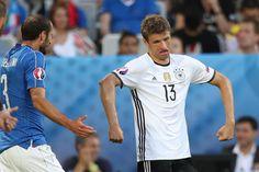 Bild zu Thomas Müller, Deutschland, Italien, Viertelfinale, EM 2016