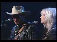"A beautiful version of this song ""Love Hurts"" performed live at the Letterman show Elvis Costello & Emmylou Harris."