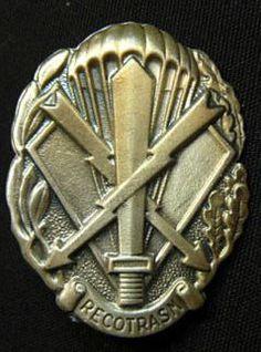 Spilla Distintivo Recotrasm Paracadutisti Folgore