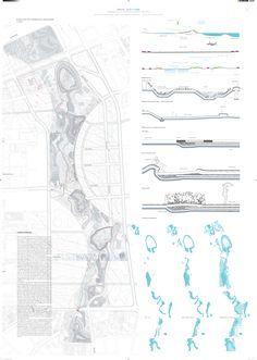 全部尺寸 | Philippe Rahm + Ricky Liu Architects Taichung Gateway Park Proposal…