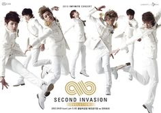 INFINITE releases special video for 'Second Invasion – Evolution'! #allkpop #INFINITE #kpop