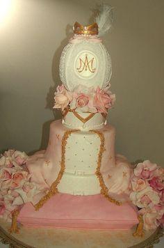 marie antoinette cake | Flickr - Photo Sharing!