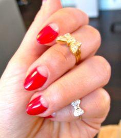 Lana Del Rey inspired Nails & Carla Atala jewelry