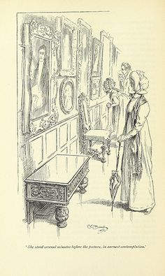 Image taken from page 264 of 'Pride and prejudice' | by The British Library
