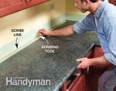 3 Marvelous Cool Ideas: Concrete Counter Tops Over Laminate modern counter tops window.Counter Tops And Backsplash Granite Colors. Cheap Countertops, Formica Countertops, How To Install Countertops, Bathroom Countertops, Concrete Countertops, Backsplash, Stainless Steel Counters, Copper Counter, Cement Counter