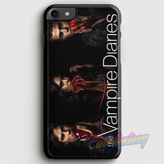 Damon Salvatore The Vampire Diaries iPhone 7 Case | casefantasy