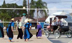 'Paradise for plain people:' The Amish who live in Florida community where bicycles and solar-powered buggies are more common than cars http://www.dailymail.co.uk/news/article-2316138/Amish-paradise-plain-people-Florida-community-bicycles-common-cars.html via @dailymail