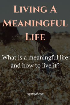 How to live a blissful and meaningful life? Learn some practices to live a meaningful life #bliss #meaningfullife