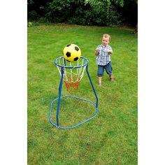 Basketball voor peuters en kleuters
