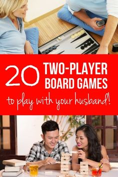Here are some great 2-player-board-game ideas for Christmas presents, birthday surprises, or just because! These are guaranteed to make some great memories while spending tech-free quality time together!
