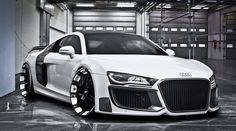 Regula Tuning 2013 #Audi R8 Kit (V8/V10)