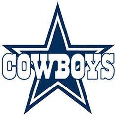 printable cowboys logo cut outs from printabletreats com football rh pinterest com dallas cowboy star logo download dallas cowboy star logo download
