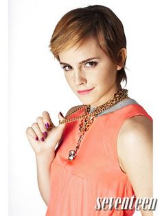 Emma Watson: Take these chains...