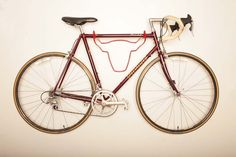 An Entryway-Worthy Bike Rack : Remodelista