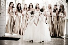 Flower girls Hawthorne House wedding and reception venue Photo by Picture This Studio