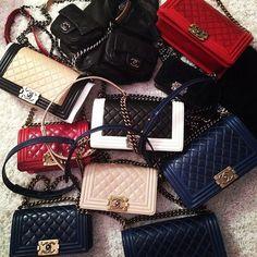 Boy collection