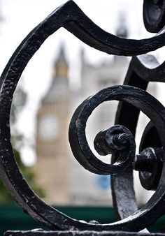 Big Ben is the nickname for the Great Bell of the clock at the north end of the Palace of Westminster in London, and often extended to refer to the clock and the clock tower.