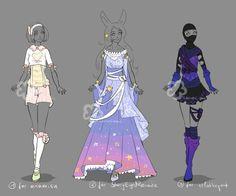 custom outfits 12 by nahemii san-d81szva