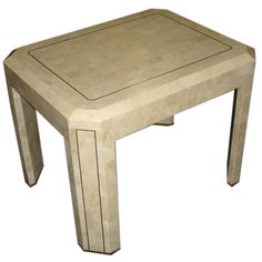 1stdibs - Stone Tile and Brass-inlaid End Table explore items from 1,700  global dealers at 1stdibs.com