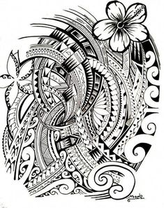Tattoo symbols of Polynesia #Samoantattoos