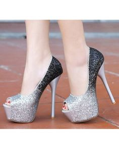 fashion glitter spring summer platform shoes woman 2015 peep toe pumps open toe sandals women shoes sexy high heels