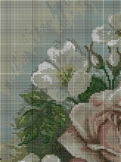 Package Nice Roses And Daisies Printed Canvas Dmc Counted Chinese Cross Stitch Kits Printed Cross-stitch Set Embroidery Needlework Finely Processed