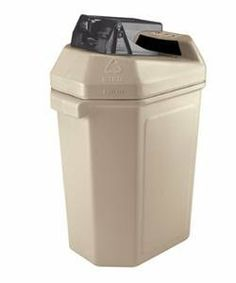 Can Pactor Recycling Container by Commercial Zone. $79.99. The Canpactor can reduce volume of used aluminum cans by 80% making the most of your available storage space. It not only removes bulk issues but also eliminates unsightly mess and contamination problems.