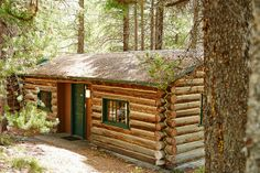 Colter Bay Cabin by Tetontales, via Flickr
