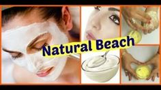 How to make natural bleach for fair,bright & spotless skin-Best ever secret-immediate effect  For this you will need  2 tbsp curd 1 tbsp lemon juice a pinch of haldi  Mix all of them in a clean bowl...