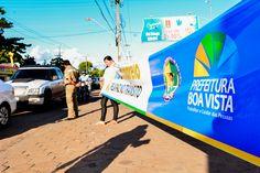 Prefeitura de Boa Vista Smtran promove ações educativas e repressivas na capital #pmbv #prefeituraboavista #boavista #roraima