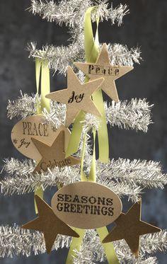 Seasons Past ornaments